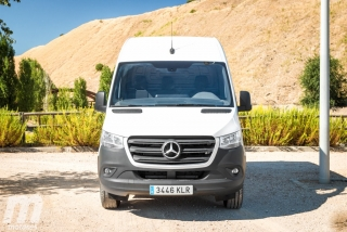Fotos Mercedes Sprinter 2018 - Foto 6