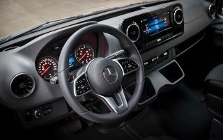 Fotos Mercedes Sprinter 2018 Foto 27
