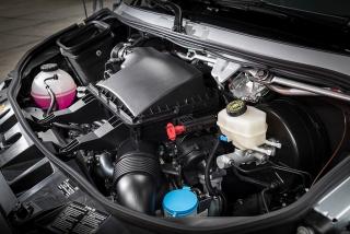 Fotos Mercedes Sprinter 2018 Foto 26