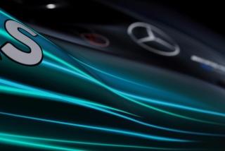 Fotos Mercedes W08 F1 2017 Foto 10
