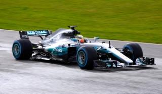Fotos Mercedes W08 F1 2017 Foto 4
