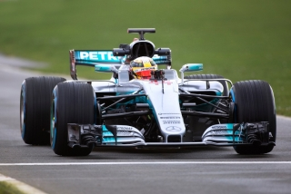 Fotos Mercedes W08 F1 2017 Foto 3