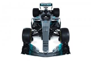 Fotos Mercedes W08 F1 2017 Foto 14