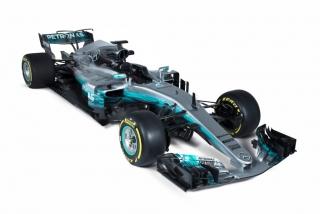 Fotos Mercedes W08 F1 2017 Foto 18