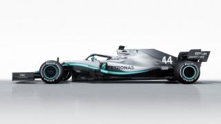 Foto 2 - Fotos Mercedes W10 F1 2019