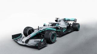 Foto 3 - Fotos Mercedes W10 F1 2019