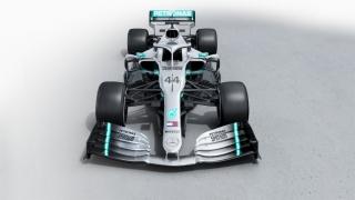 Foto 4 - Fotos Mercedes W10 F1 2019