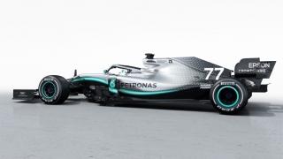 Fotos Mercedes W10 F1 2019