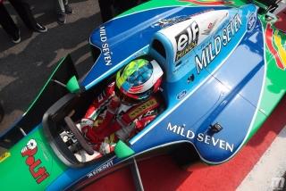 Fotos Mick Schumacher Benetton B194 F1 Bélgica Foto 9