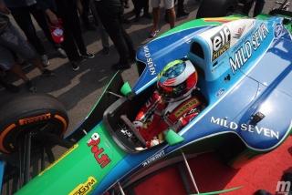 Fotos Mick Schumacher Benetton B194 F1 Bélgica Foto 12