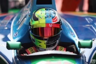 Fotos Mick Schumacher Benetton B194 F1 Bélgica Foto 15