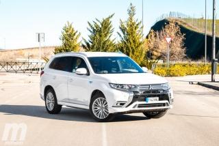 Fotos Mitsubishi Outlander PHEV 2019 - Foto 6