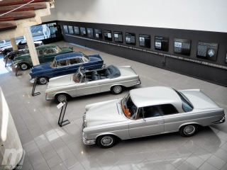 Fotos Museo Aguinaga de clásicos Mercedes-Benz Foto 1