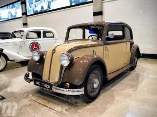 Fotos Museo Aguinaga de clásicos Mercedes-Benz - Foto 2