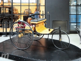 Fotos Museo Aguinaga de clásicos Mercedes-Benz Foto 3