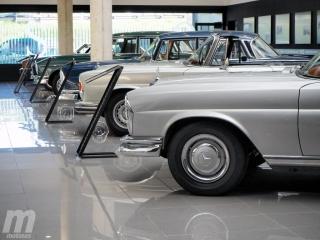 Fotos Museo Aguinaga de clásicos Mercedes-Benz Foto 4