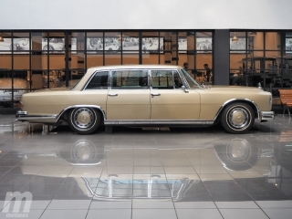 Fotos Museo Aguinaga de clásicos Mercedes-Benz Foto 6