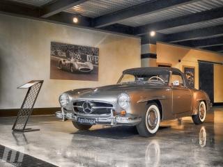 Fotos Museo Aguinaga de clásicos Mercedes-Benz Foto 7