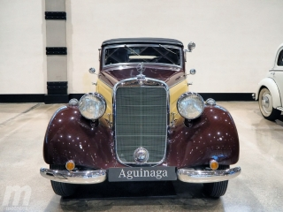 Fotos Museo Aguinaga de clásicos Mercedes-Benz Foto 10