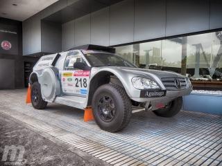 Fotos Museo Aguinaga de clásicos Mercedes-Benz Foto 12