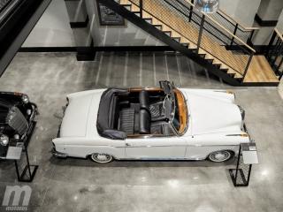 Fotos Museo Aguinaga de clásicos Mercedes-Benz Foto 14