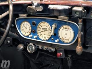 Fotos Museo Aguinaga de clásicos Mercedes-Benz Foto 15