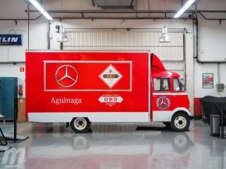 Fotos Museo Aguinaga de clásicos Mercedes-Benz Foto 16