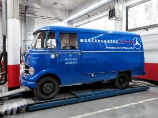 Fotos Museo Aguinaga de clásicos Mercedes-Benz Foto 18