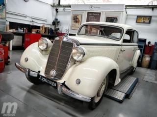 Fotos Museo Aguinaga de clásicos Mercedes-Benz Foto 23