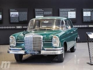 Fotos Museo Aguinaga de clásicos Mercedes-Benz Foto 24