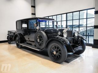 Fotos Museo Aguinaga de clásicos Mercedes-Benz Foto 25