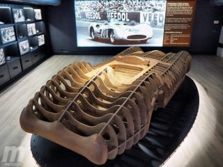 Fotos Museo Aguinaga de clásicos Mercedes-Benz Foto 27