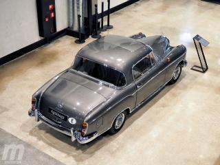 Fotos Museo Aguinaga de clásicos Mercedes-Benz Foto 29