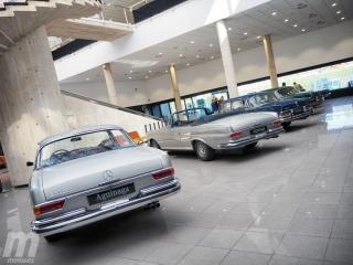 Fotos Museo Aguinaga de clásicos Mercedes-Benz Foto 32