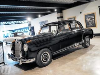 Fotos Museo Aguinaga de clásicos Mercedes-Benz Foto 33