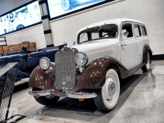 Fotos Museo Aguinaga de clásicos Mercedes-Benz Foto 34