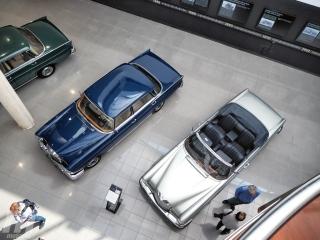 Fotos Museo Aguinaga de clásicos Mercedes-Benz Foto 35