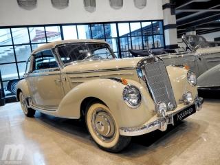 Fotos Museo Aguinaga de clásicos Mercedes-Benz Foto 37