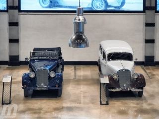 Fotos Museo Aguinaga de clásicos Mercedes-Benz Foto 38