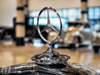 Fotos Museo Aguinaga de clásicos Mercedes-Benz Foto 41