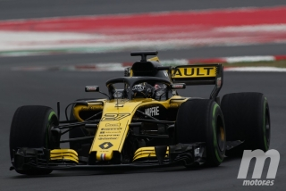 Fotos Nico Hülkenberg F1 2018 Foto 12
