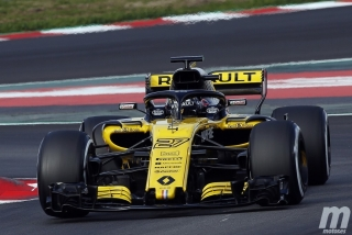 Fotos Nico Hülkenberg F1 2018 Foto 16