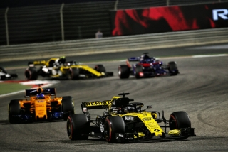 Fotos Nico Hülkenberg F1 2018 Foto 29