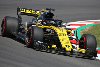 Fotos Nico Hülkenberg F1 2018 Foto 41