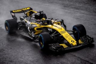 Fotos Nico Hülkenberg F1 2018 Foto 86