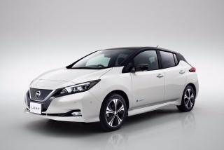 Foto 2 - Fotos Nissan Leaf 2018