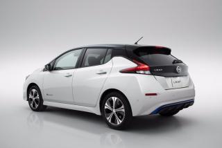 Foto 4 - Fotos Nissan Leaf 2018