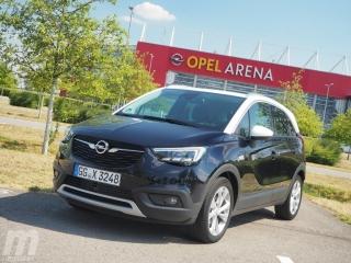 Fotos Opel Crossland X 1.2T - Foto 1