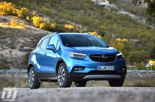 Foto 1 - Fotos Opel Mokka X 2017