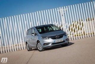 Foto 1 - Fotos Opel Zafira 1.6 CDTi